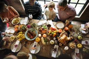 Eating Healthy on Thanksgiving - Keeping Your Goals on Track