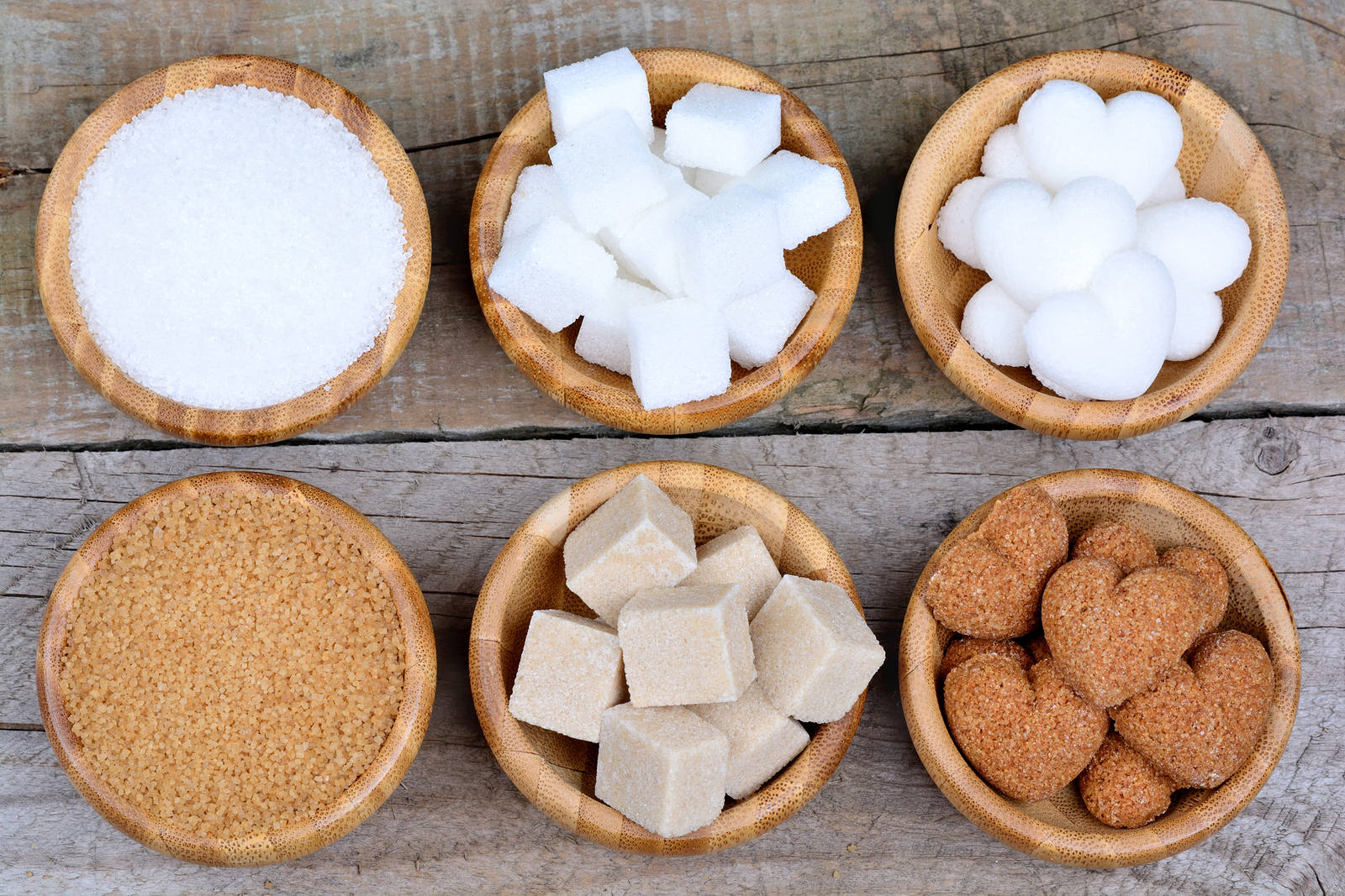 The Types of Sugar – Are All Sugars Created Equal?