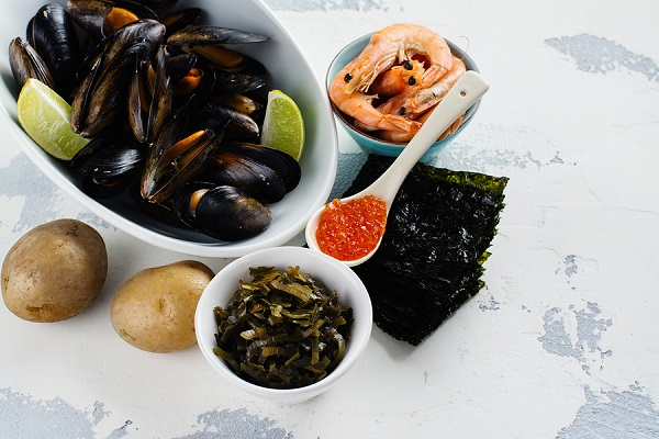 seafood-iodine-for-thyroid