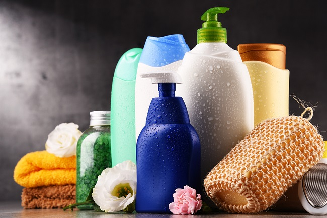 bigstock-Plastic-Bottles-Of-Body-Care-A-200456785