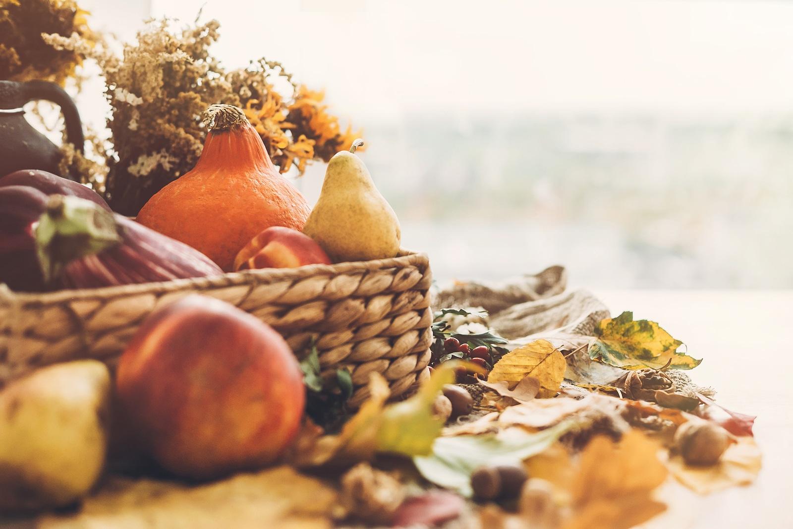 best fall foods